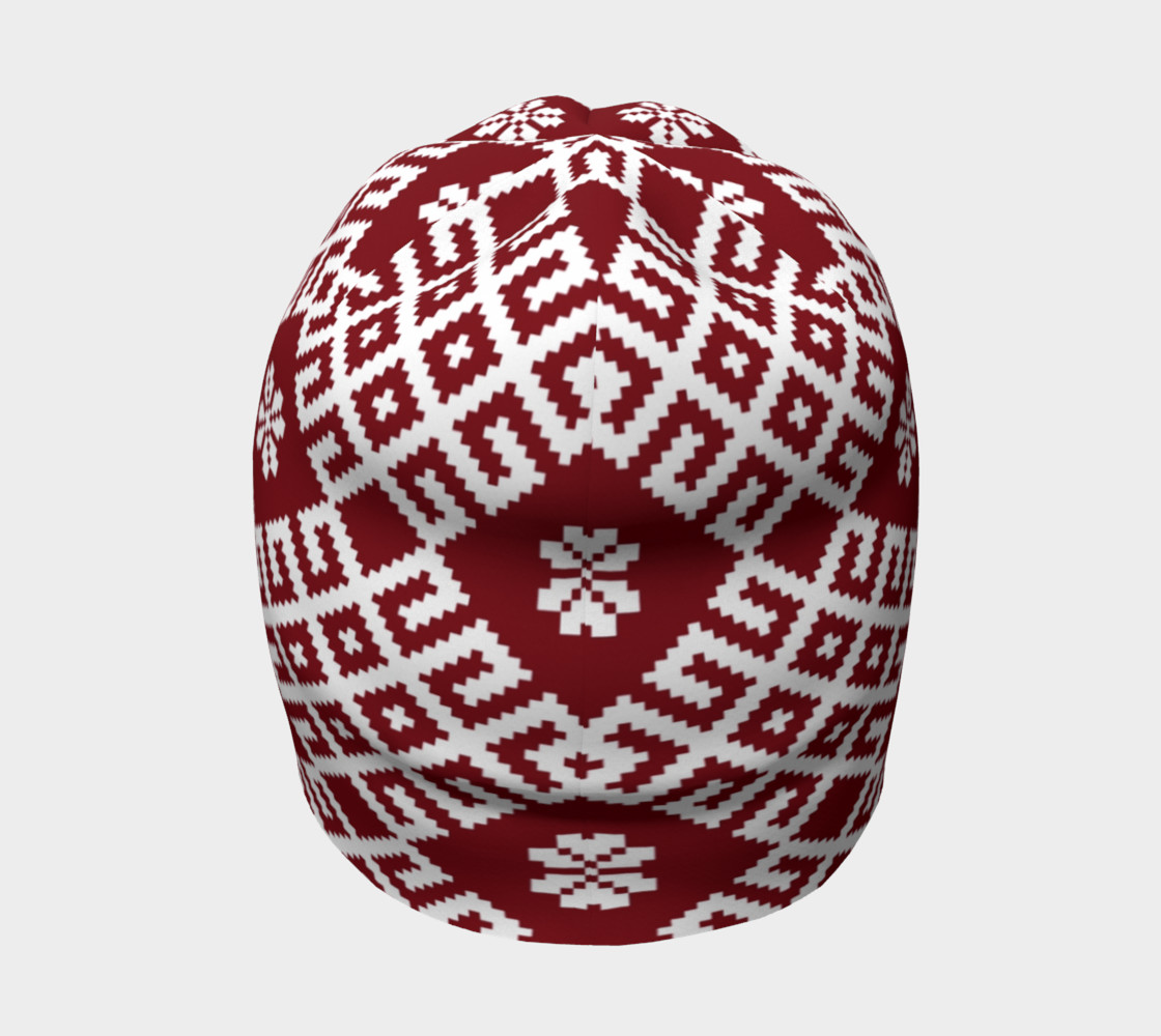 Traditional Nordic Latvian Design Jumis preview #4