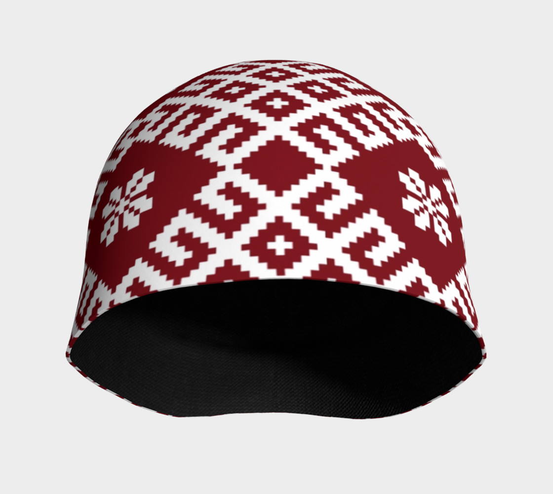Traditional Nordic Latvian Design Jumis preview #3
