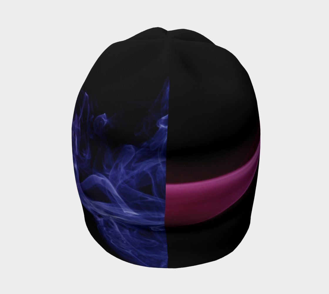 Abstract Purple Pink Black Smoke preview #4
