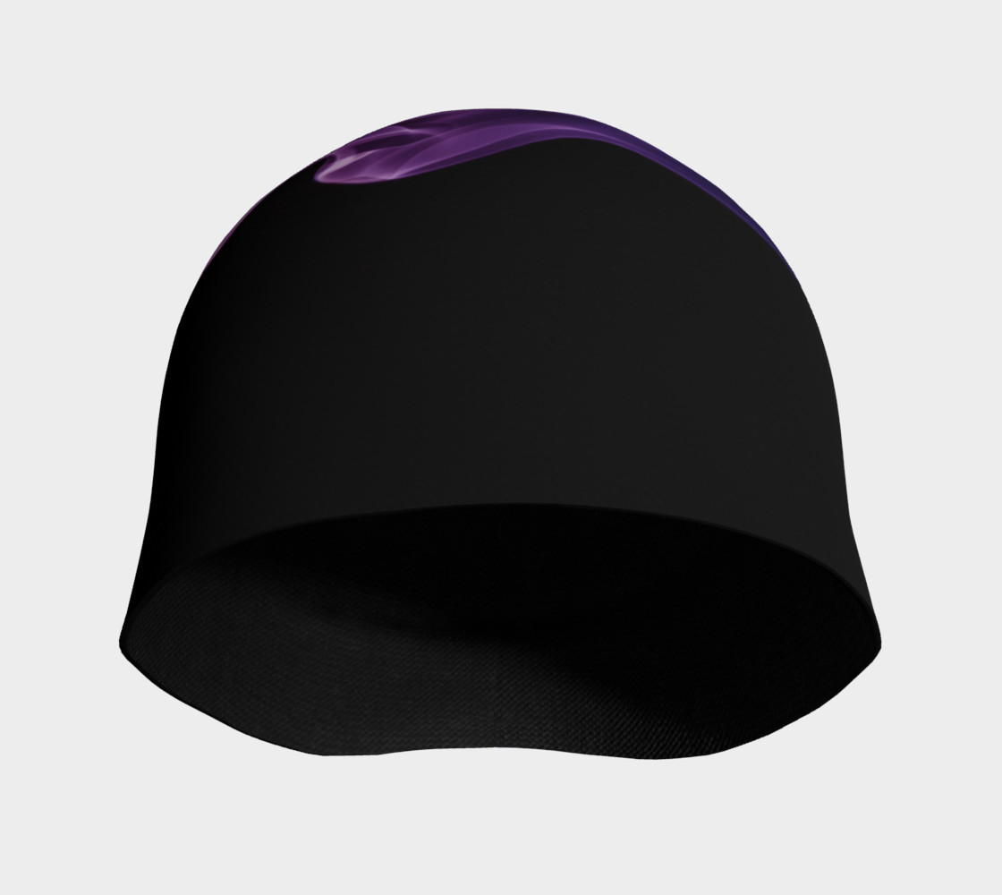 Abstract Purple Pink Black Smoke preview #3