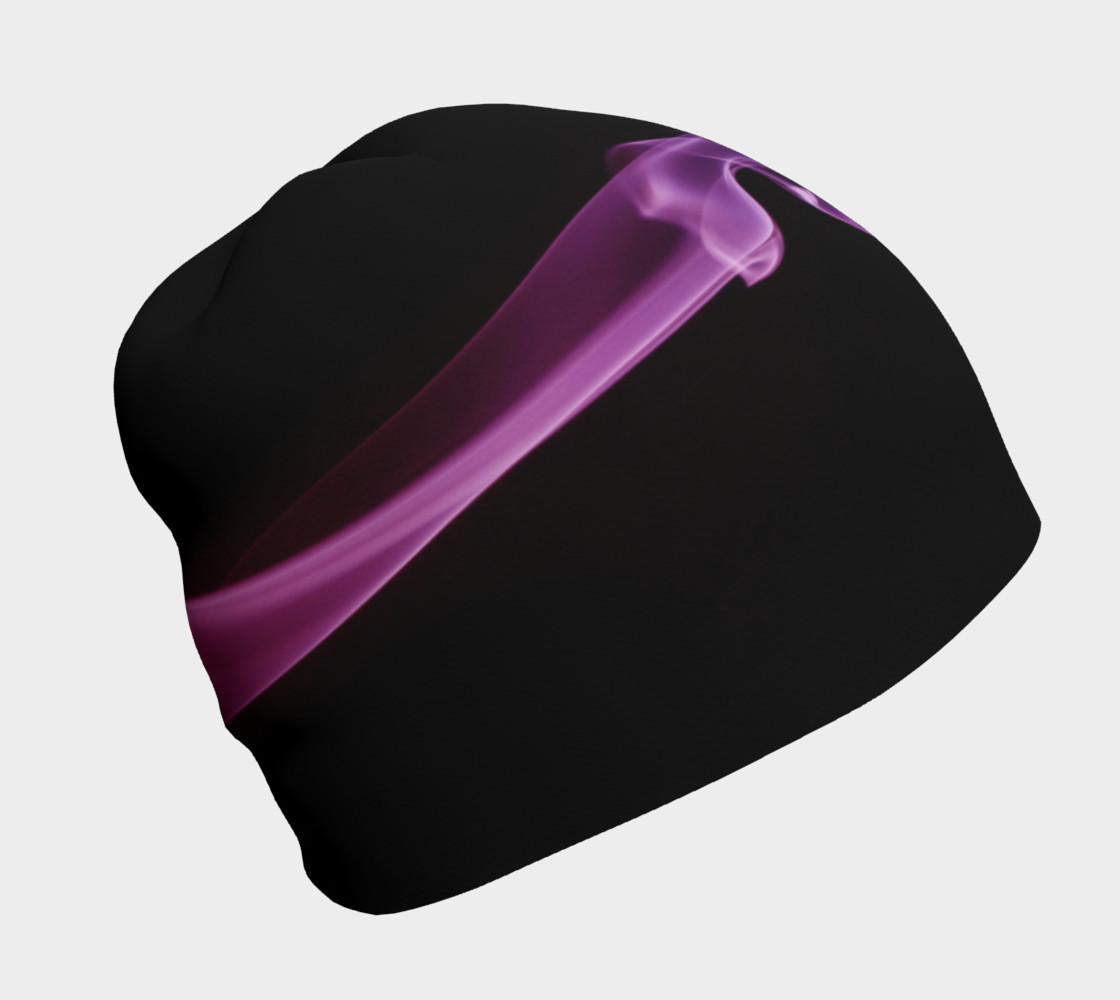 Abstract Purple Pink Black Smoke preview #1