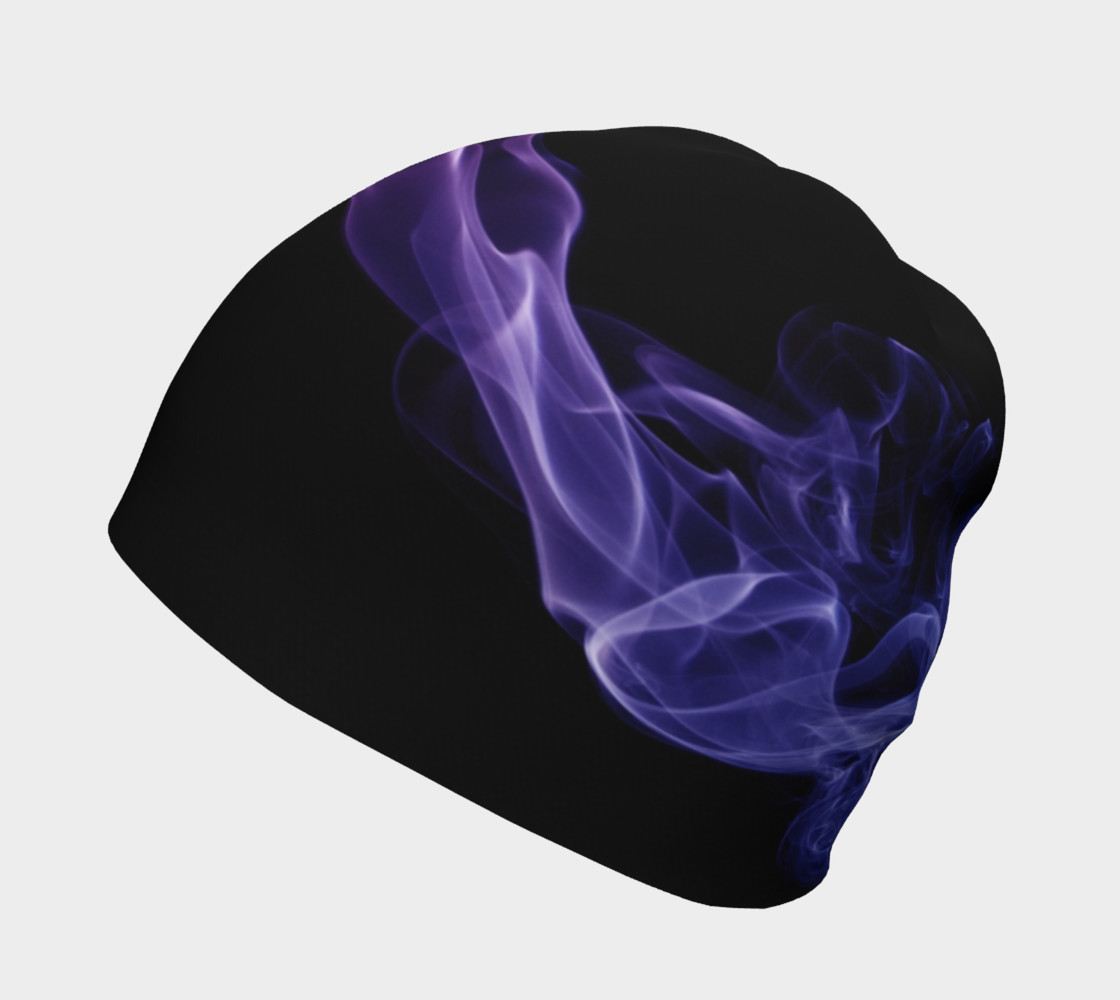 Abstract Purple Pink Black Smoke preview #2