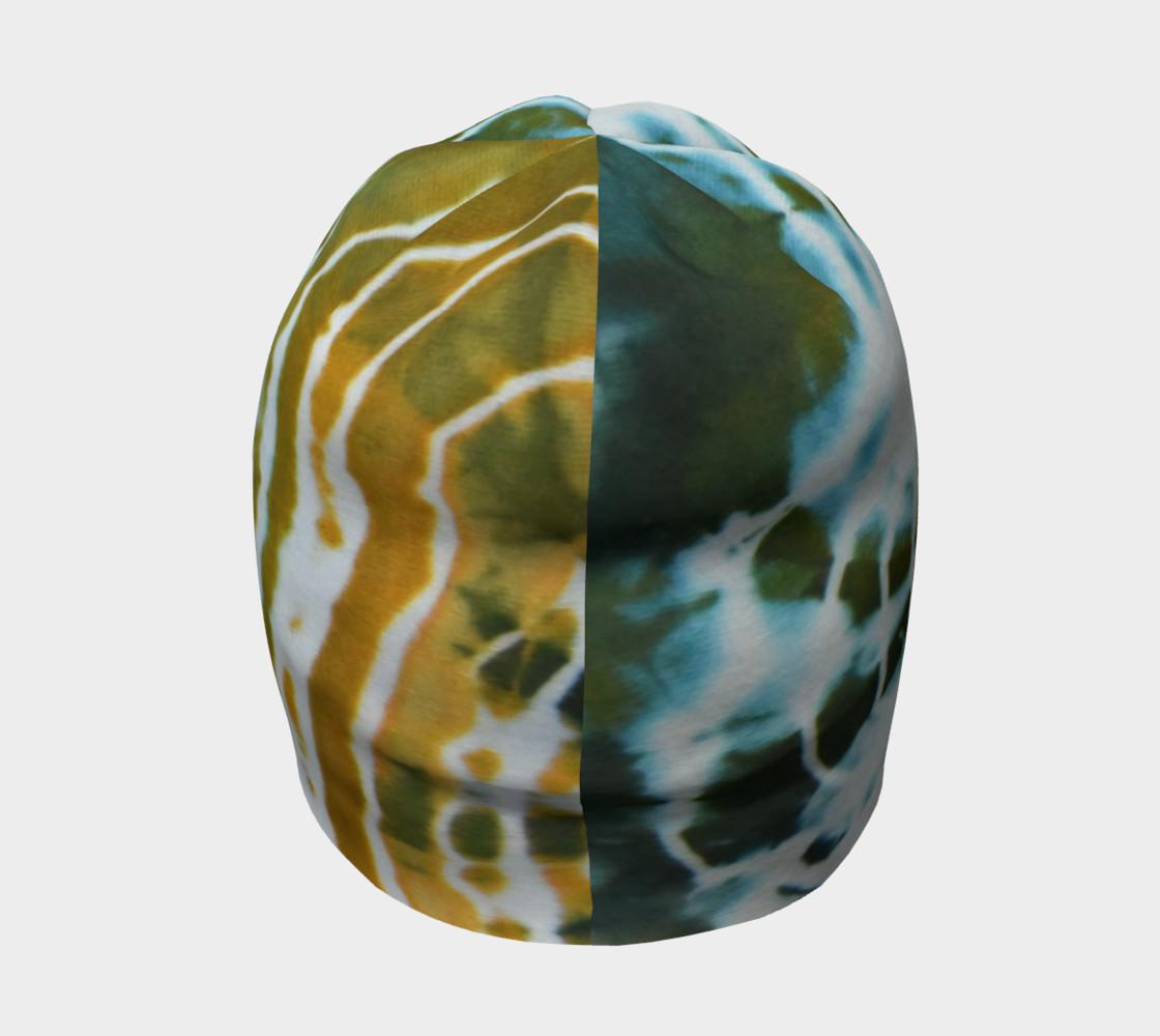 Green Geode Beanie preview #4