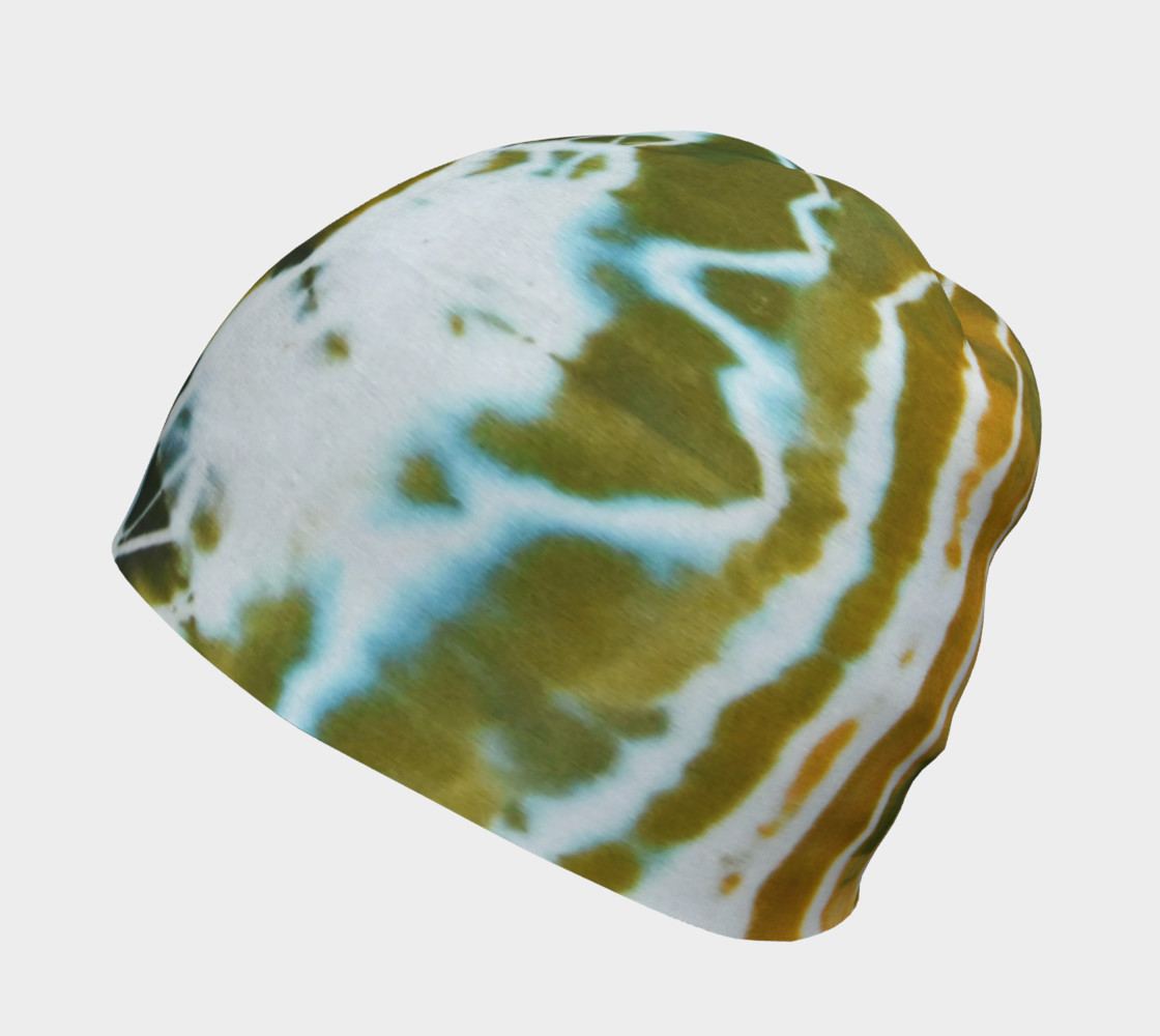 Green Geode Beanie preview #2