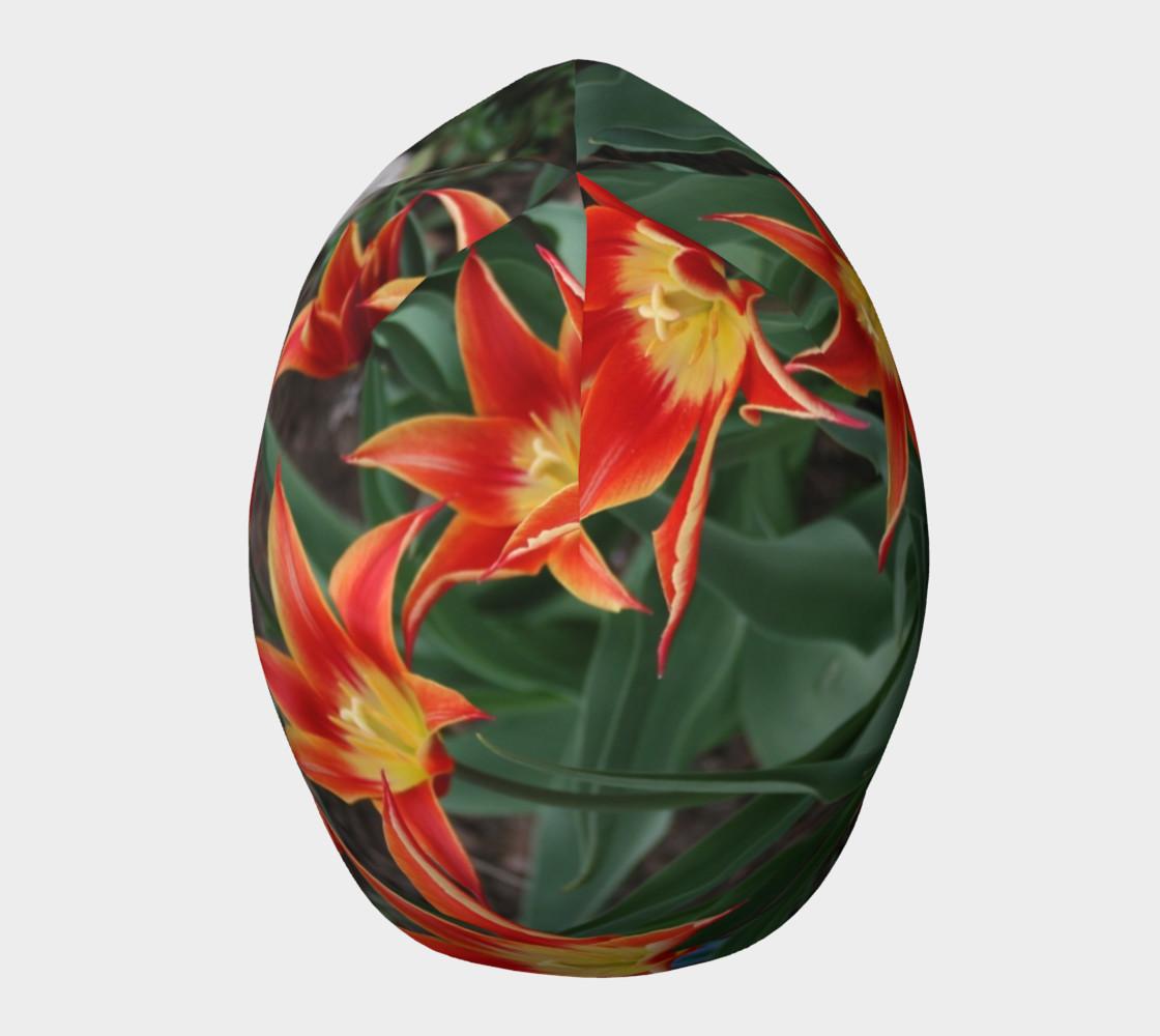 Tulip beanie preview #5
