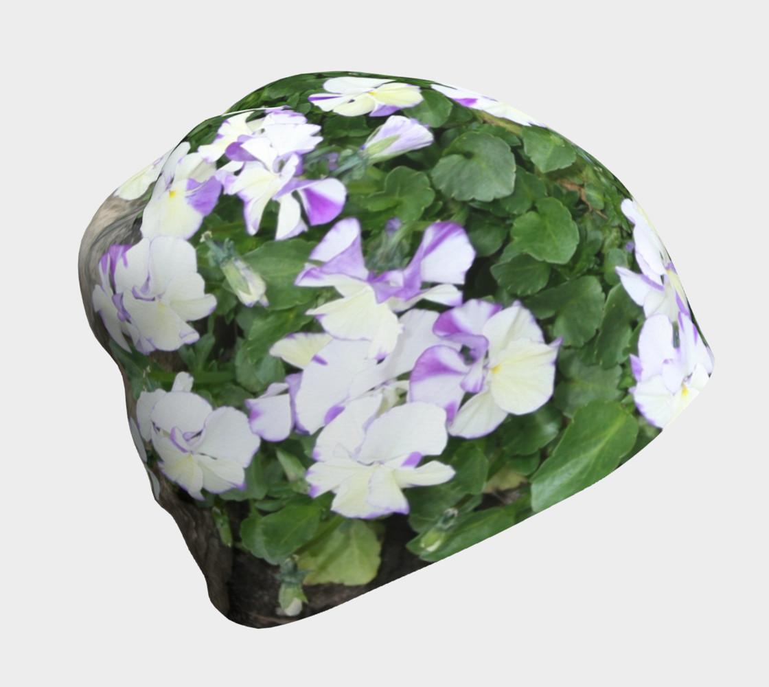 Viola beanie preview #1