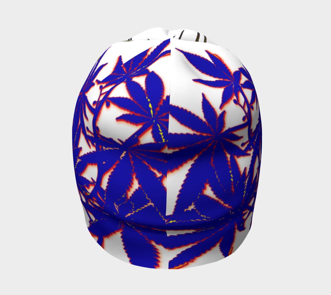 Marijuana Blue Leaf preview #4