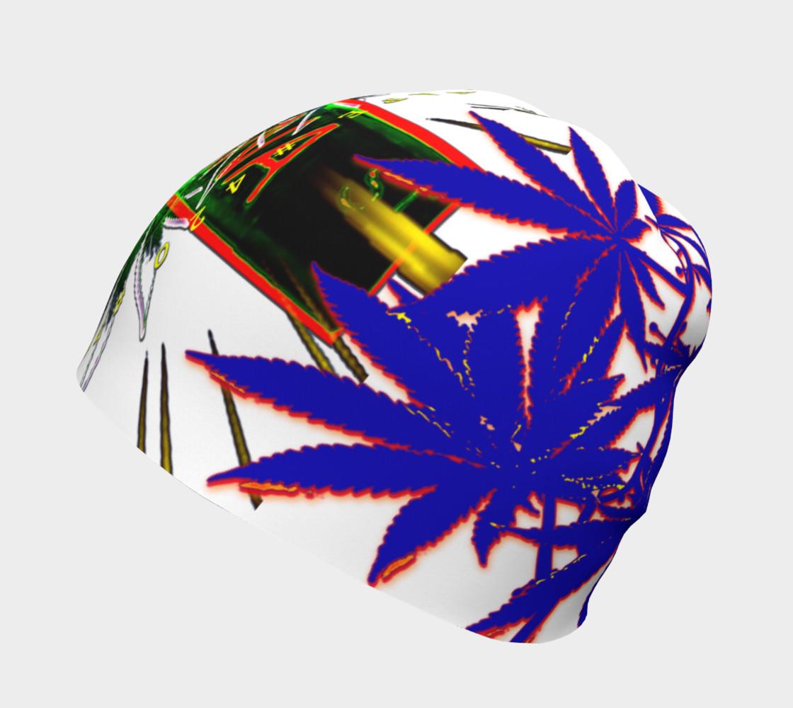 Marijuana Blue Leaf preview #2