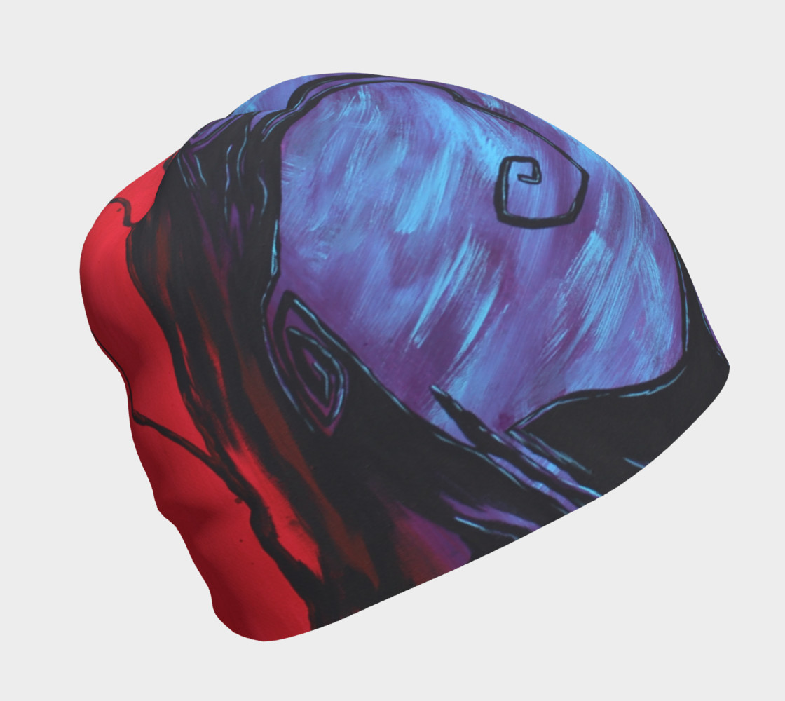 Mystic Night Beanie 3D preview
