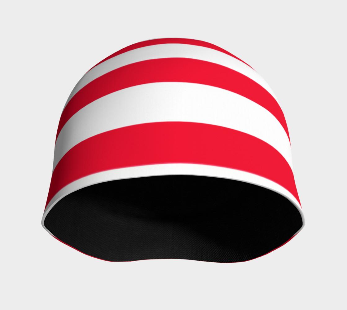American Flag Beanie preview #3