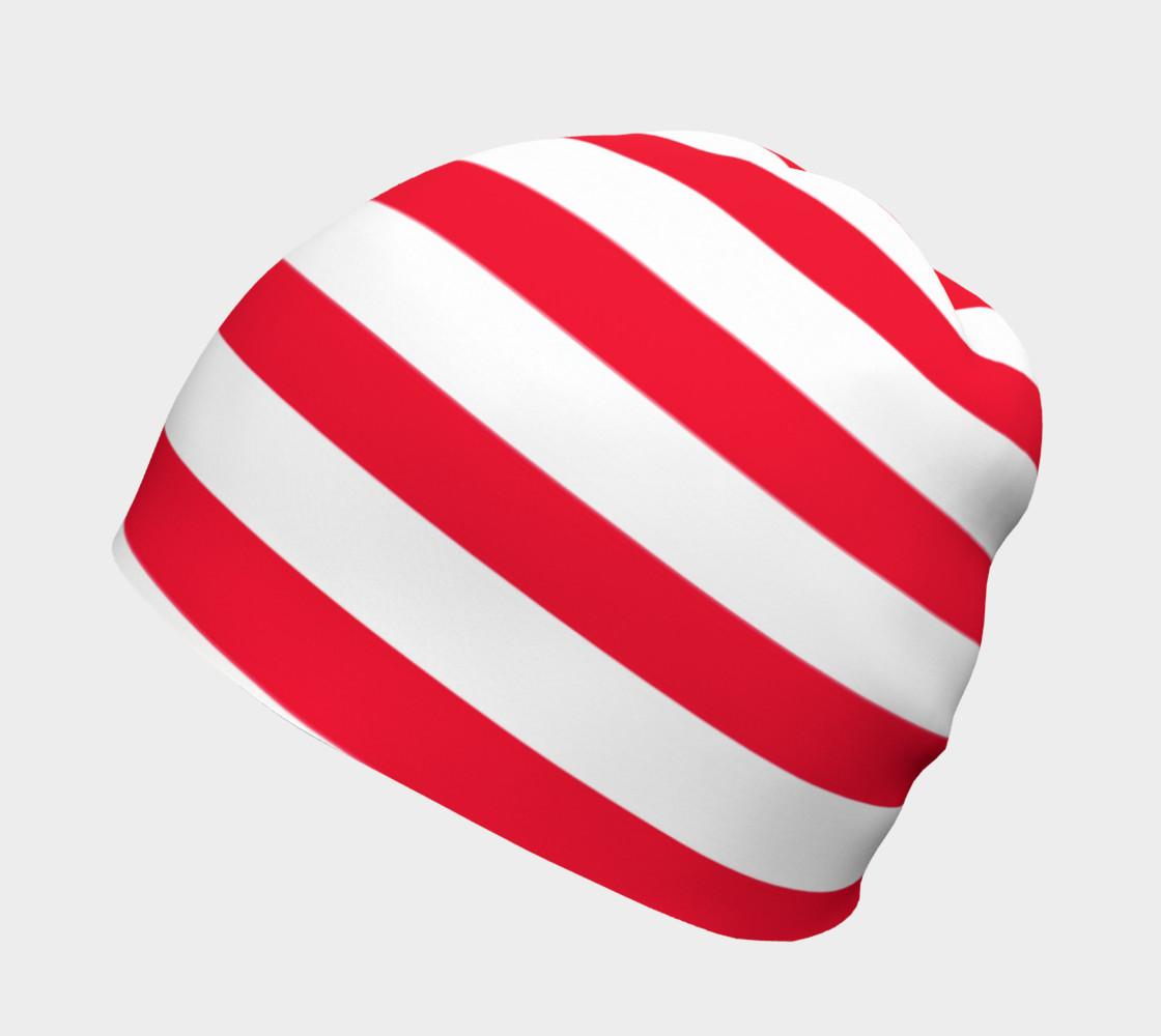 American Flag Beanie preview #2