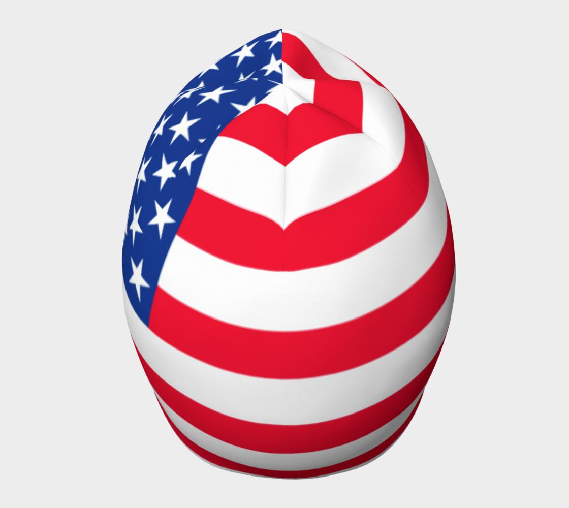 American Flag Beanie preview #5