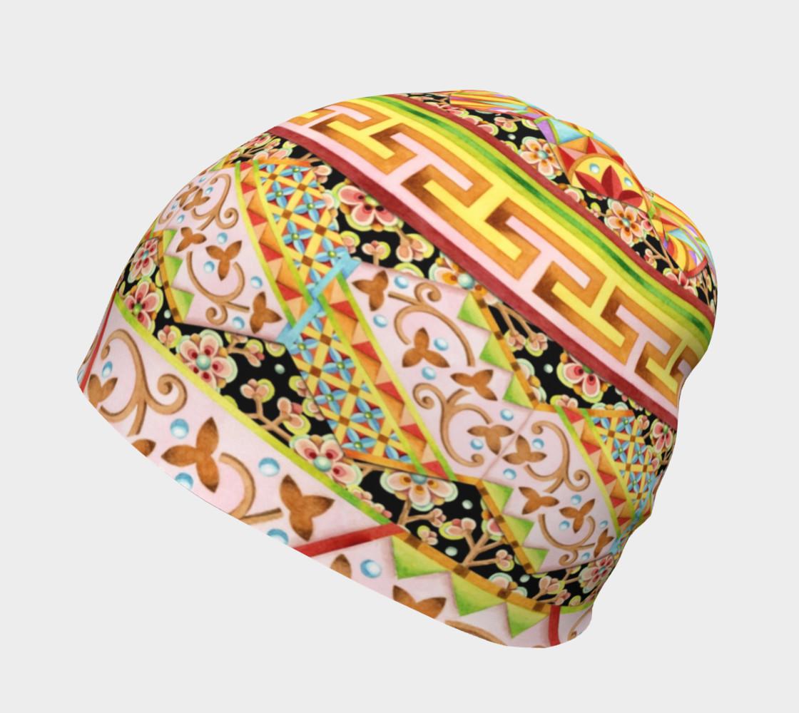 Gypsy Caravan Patchwork Stripe preview #2