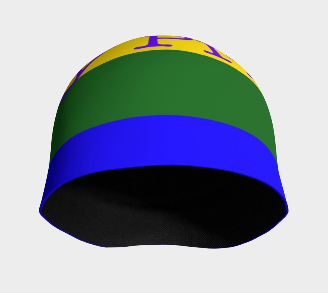 Gay Pride Love Beanie preview #3