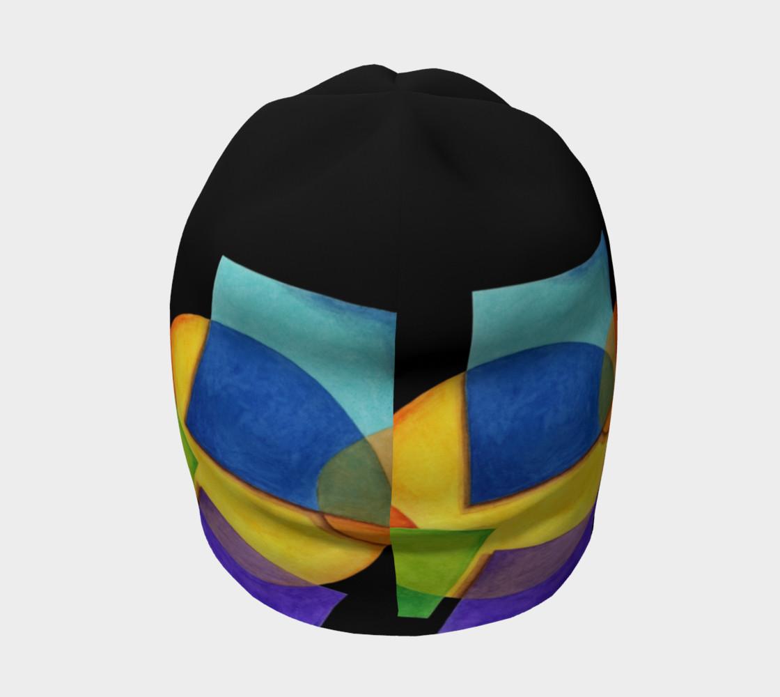 Aperçu de Candy Rainbow Geometric #4
