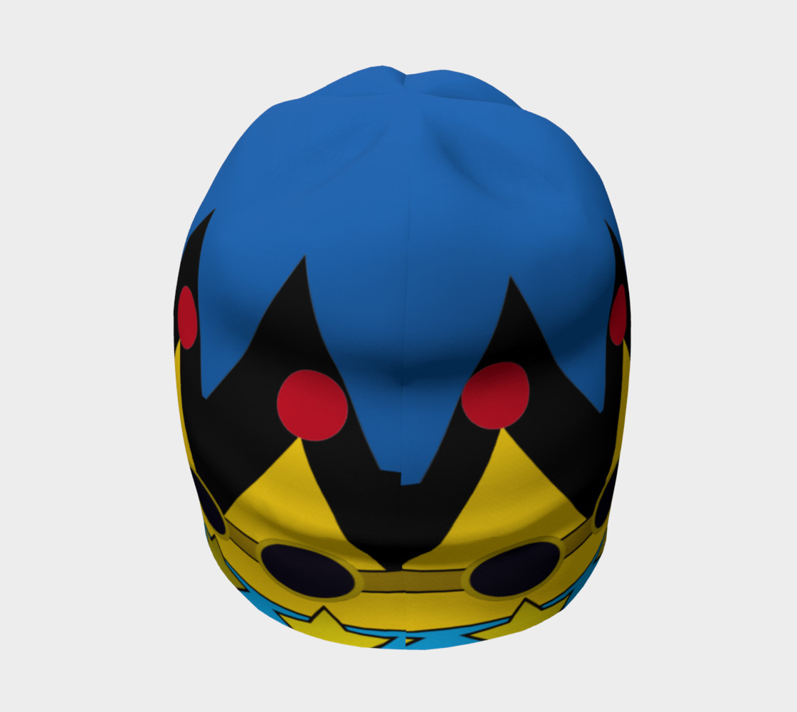 King Hat preview #4