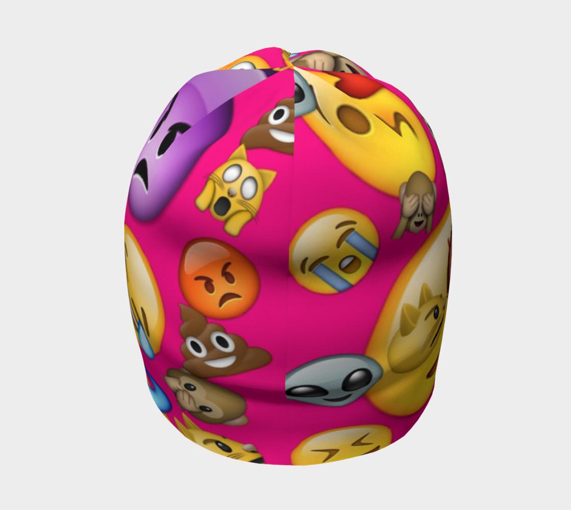 Emoji Beanie  preview #4