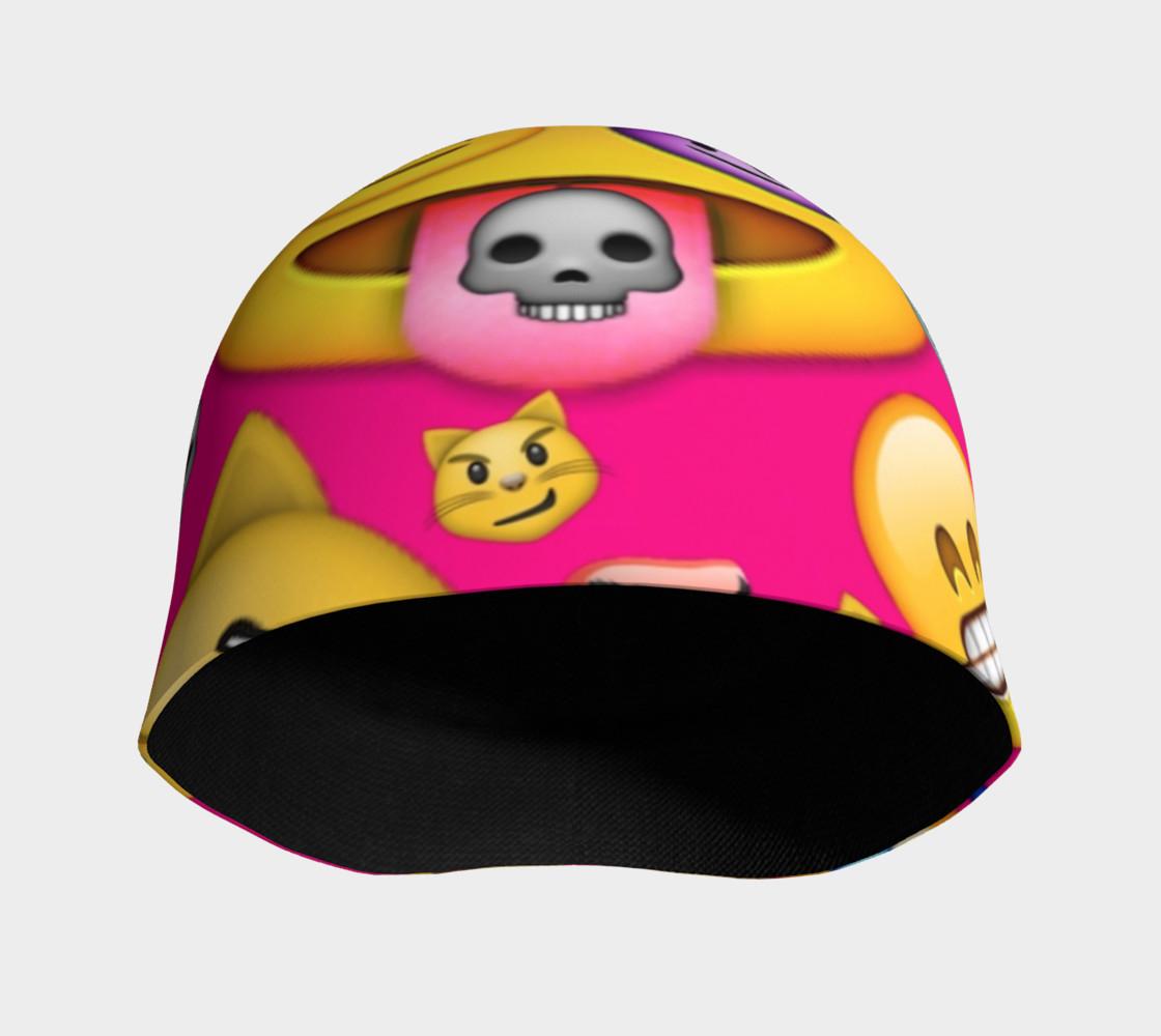 Emoji Beanie  preview #3