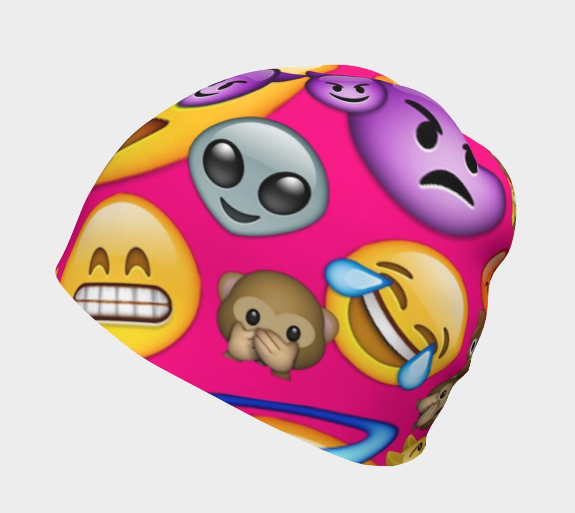 Emoji Beanie  preview #2