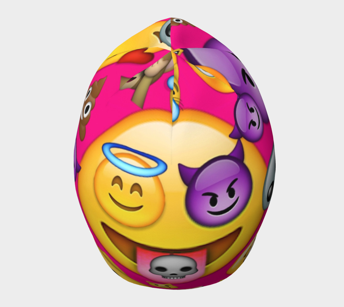 Emoji Beanie  preview #5
