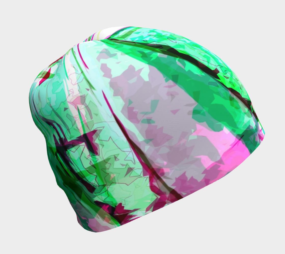 Aperçu de Abstract Absinthe & Pink #1