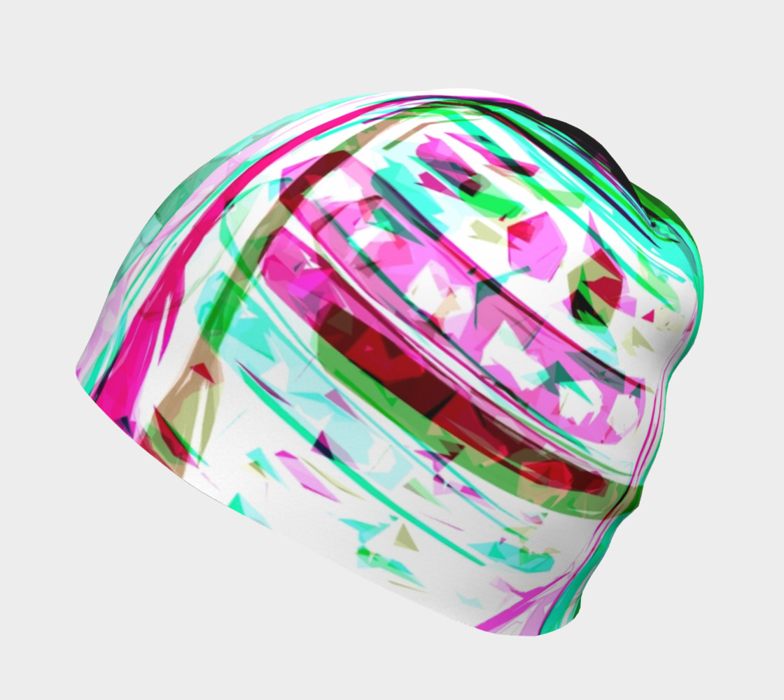 Aperçu de Abstract Absinthe & Pink #2