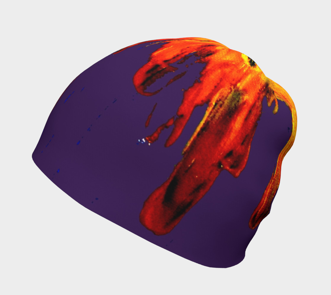 Lava in Purple and Orange preview #2