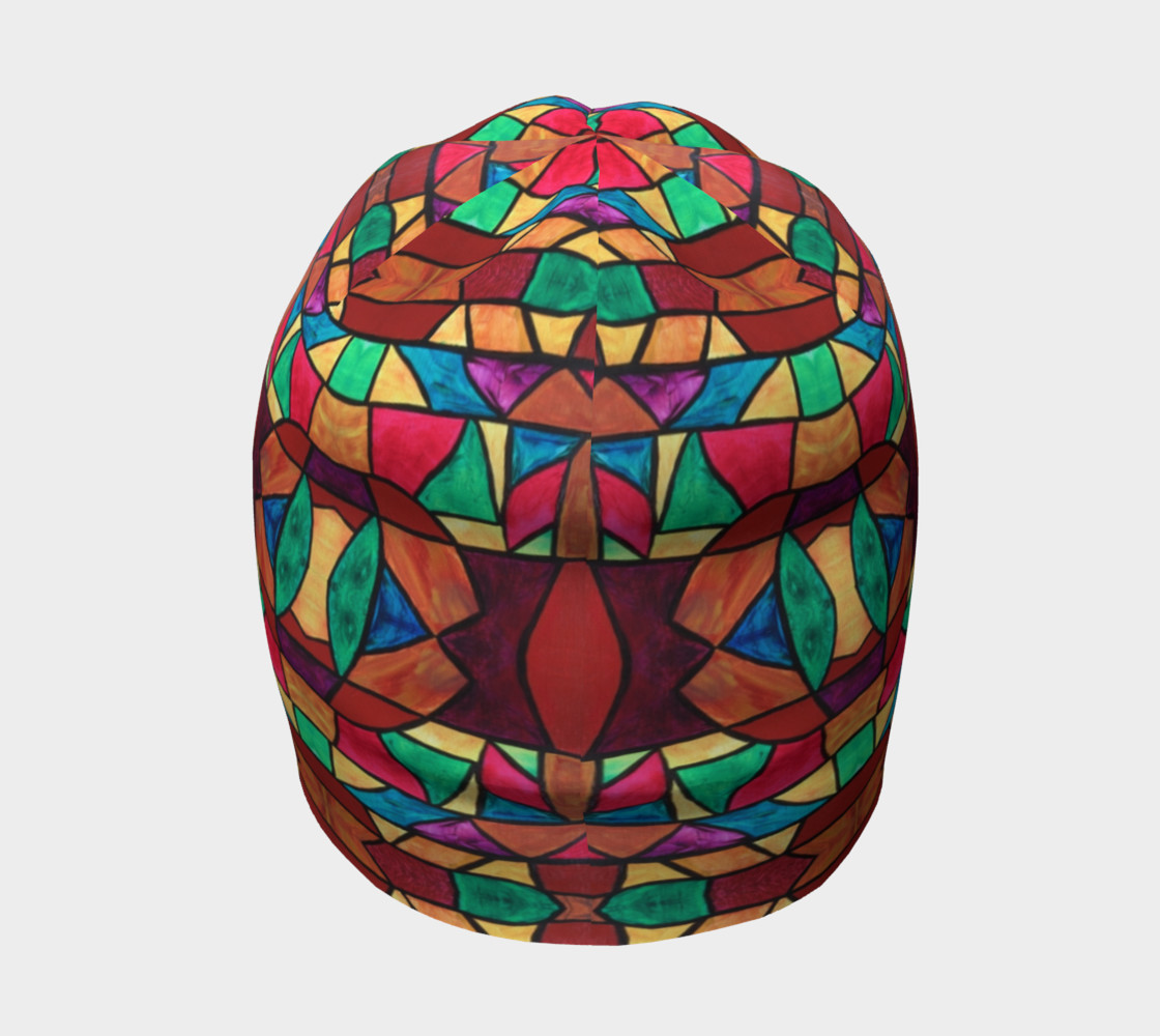 Penobscot Stained Glass Beanie preview #4