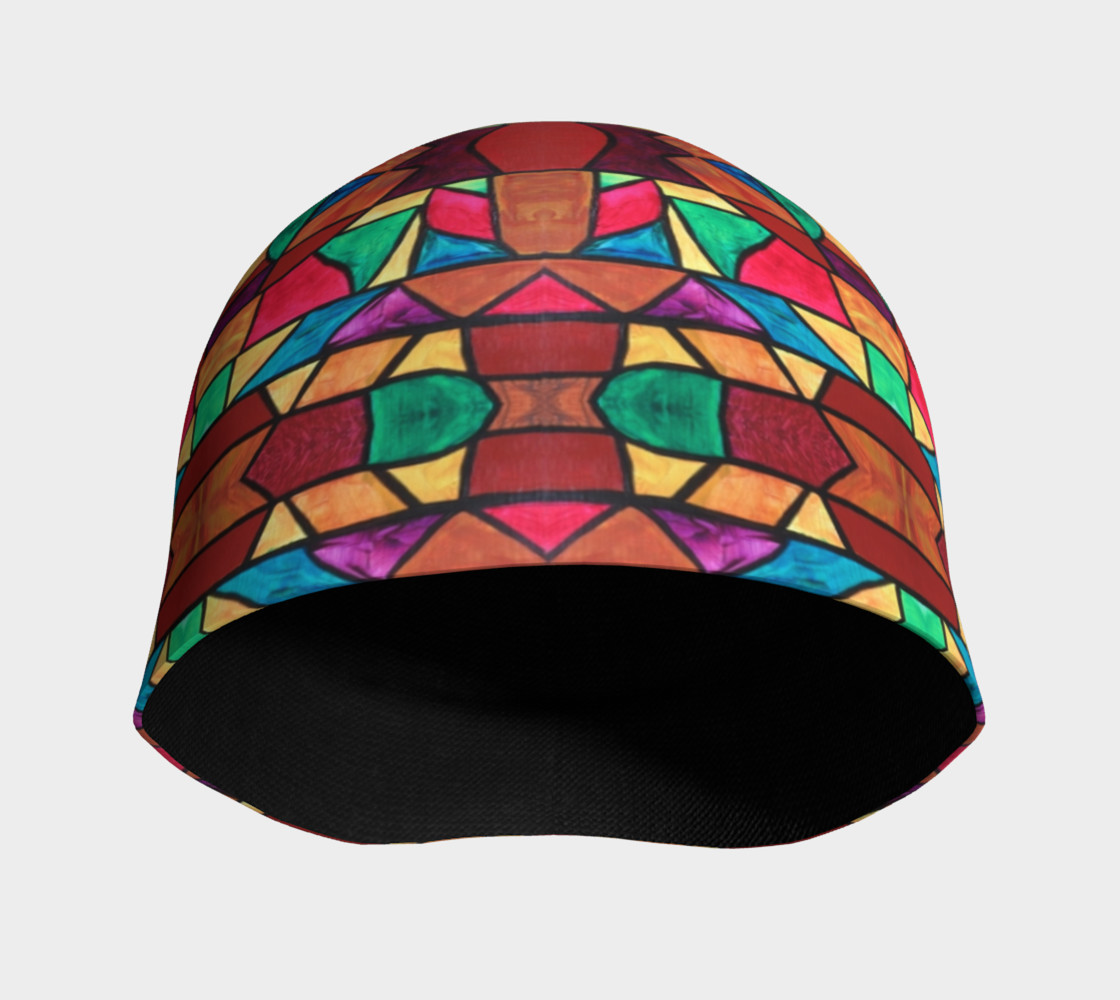 Penobscot Stained Glass Beanie preview #3