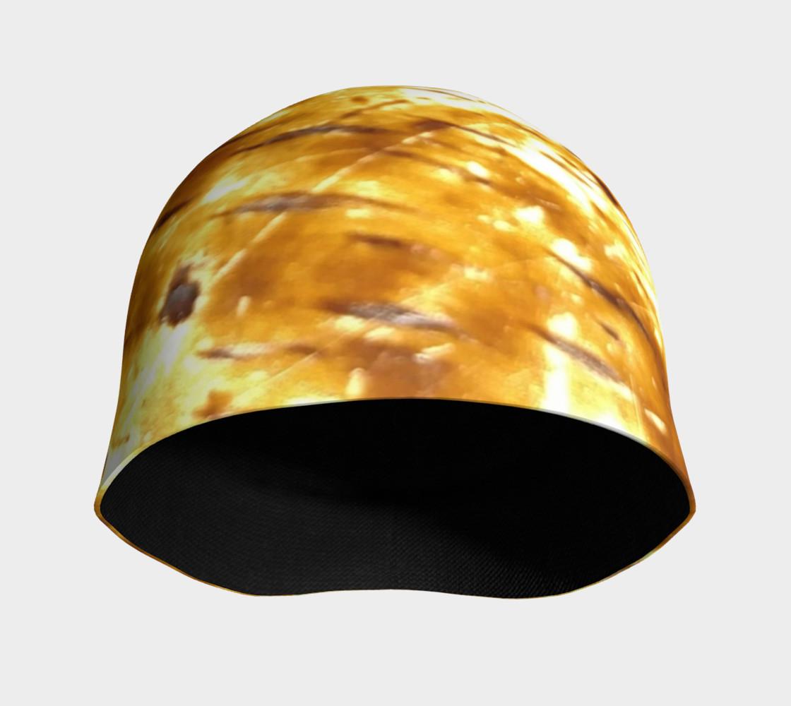 Golden Flex Wood Grain Beanie preview #3