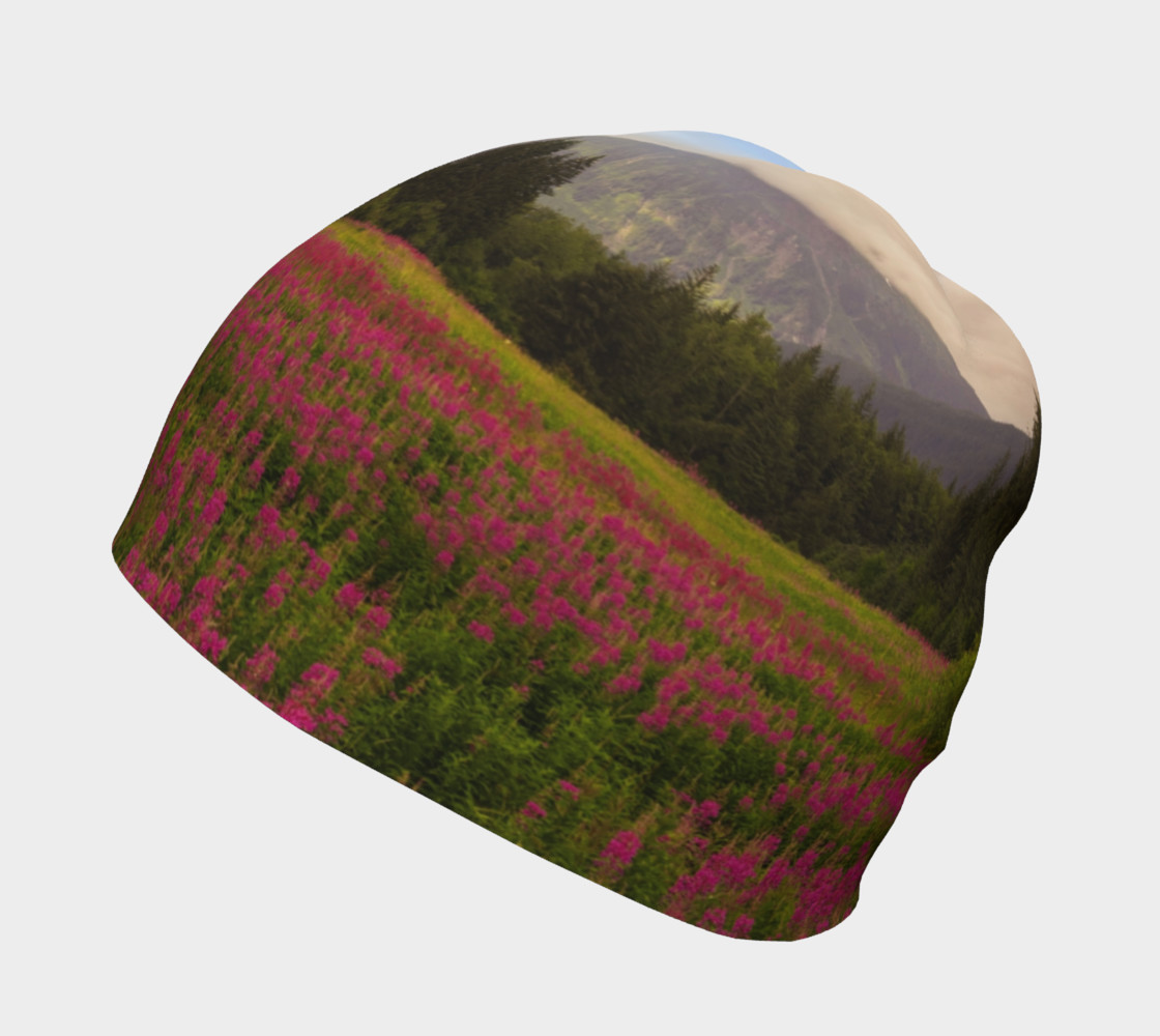 Alaskan Fireweed preview #2