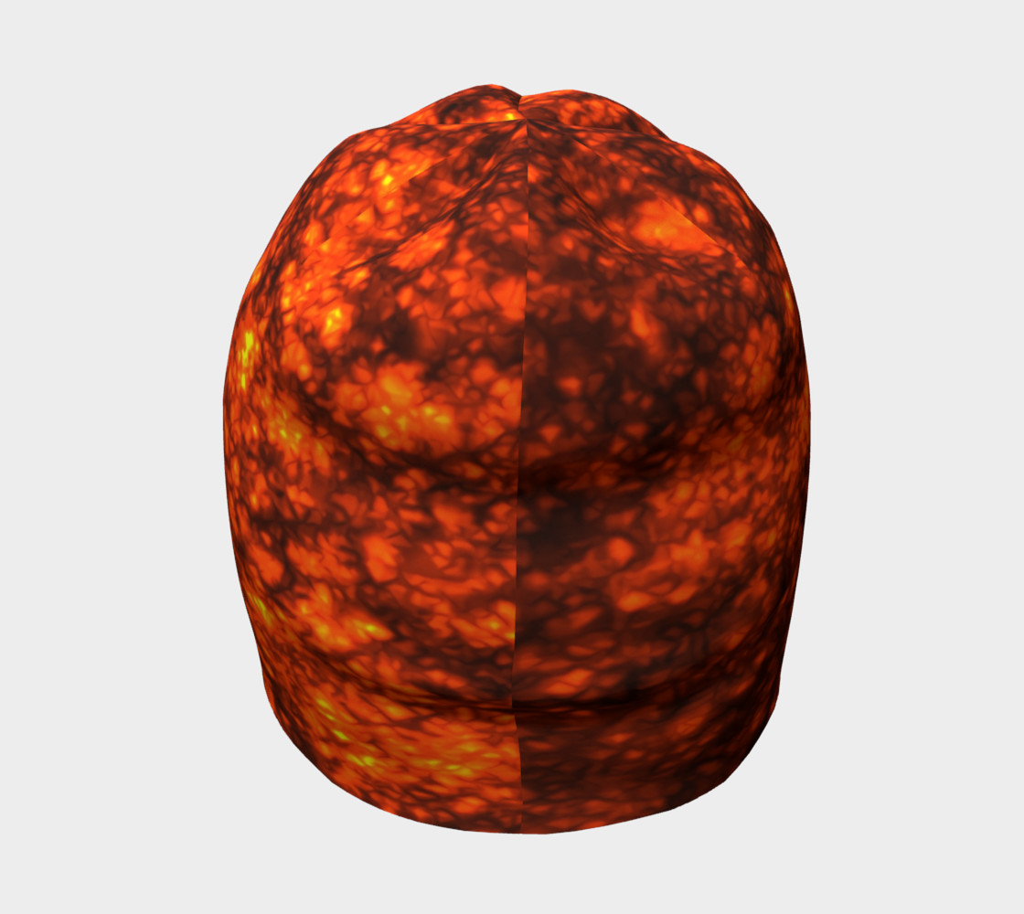 Molten Lava Beanie preview #4