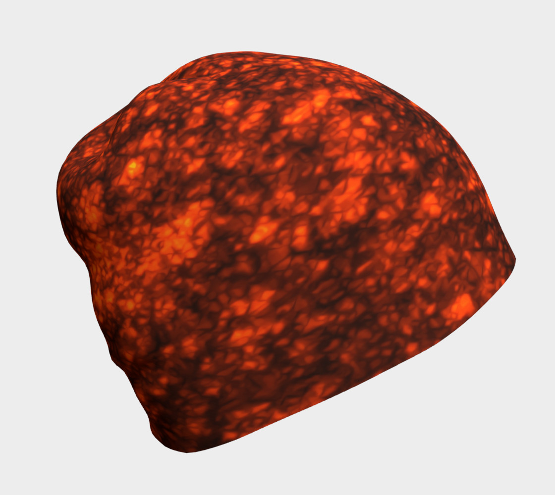Molten Lava Beanie preview #1
