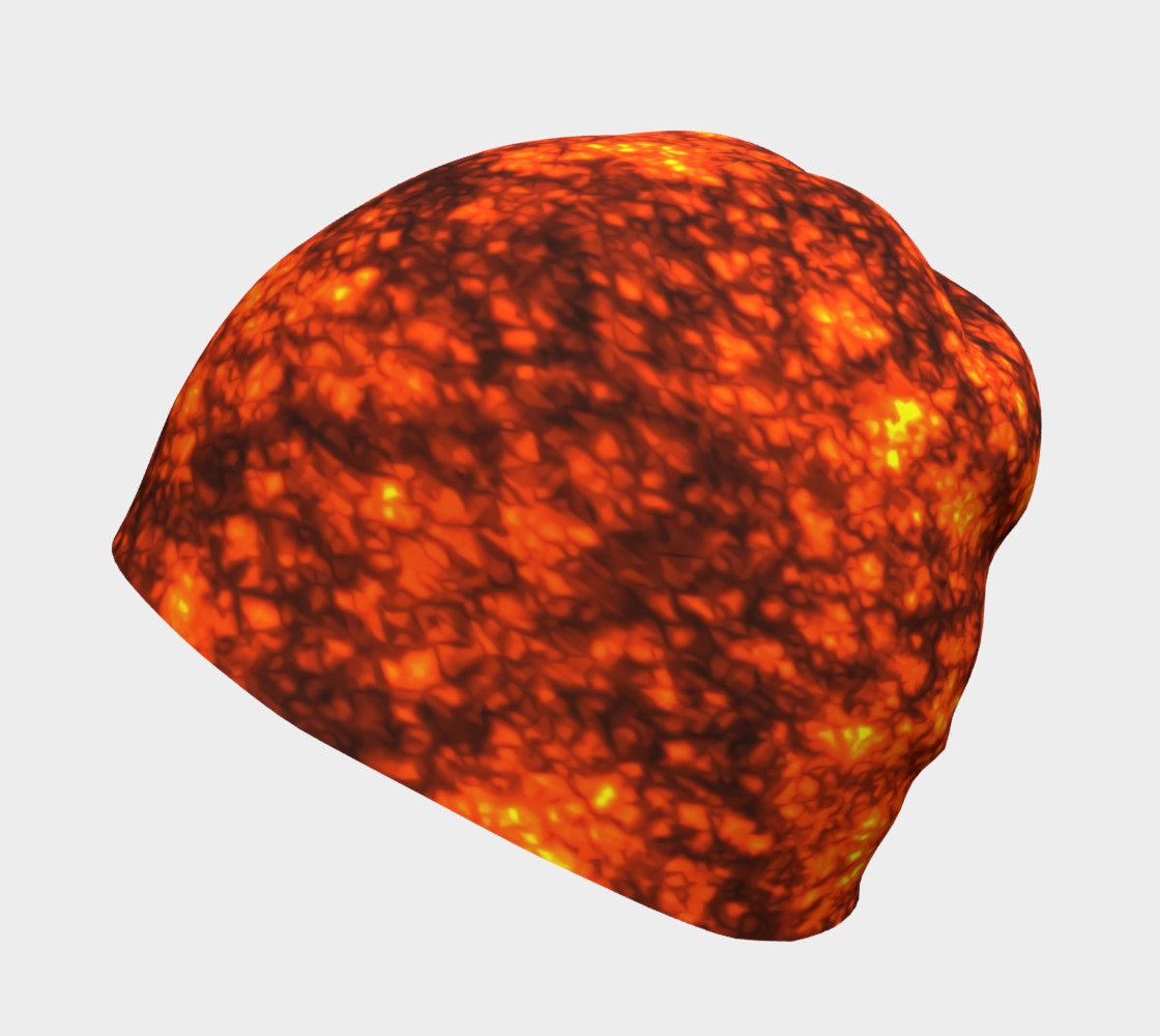 Molten Lava Beanie preview #2