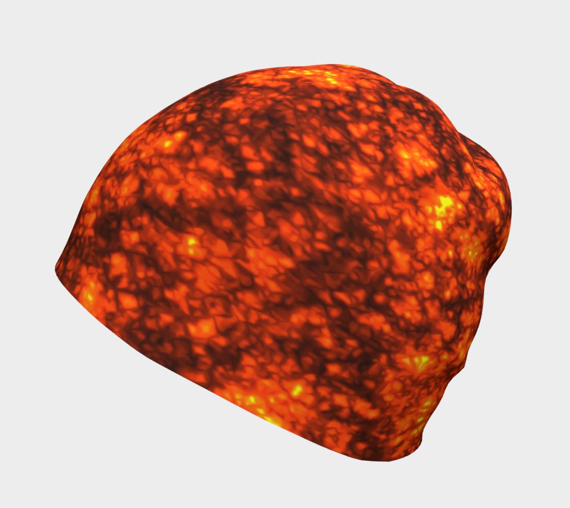 Aperçu de Molten Lava Beanie #2