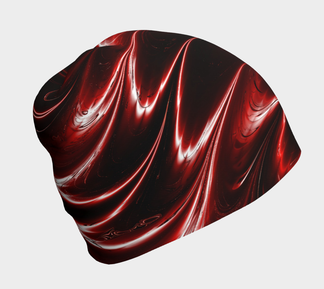 Ruby Beanie 3D preview