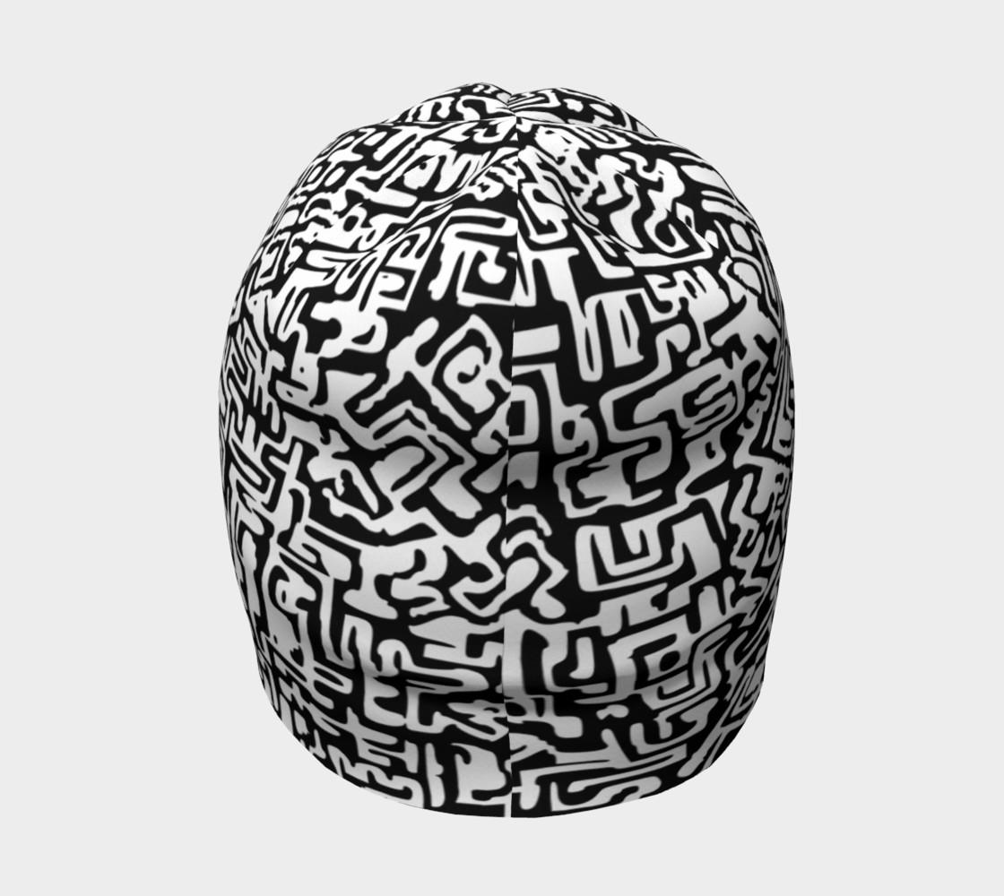 Aperçu de Labyrinth beanie #4