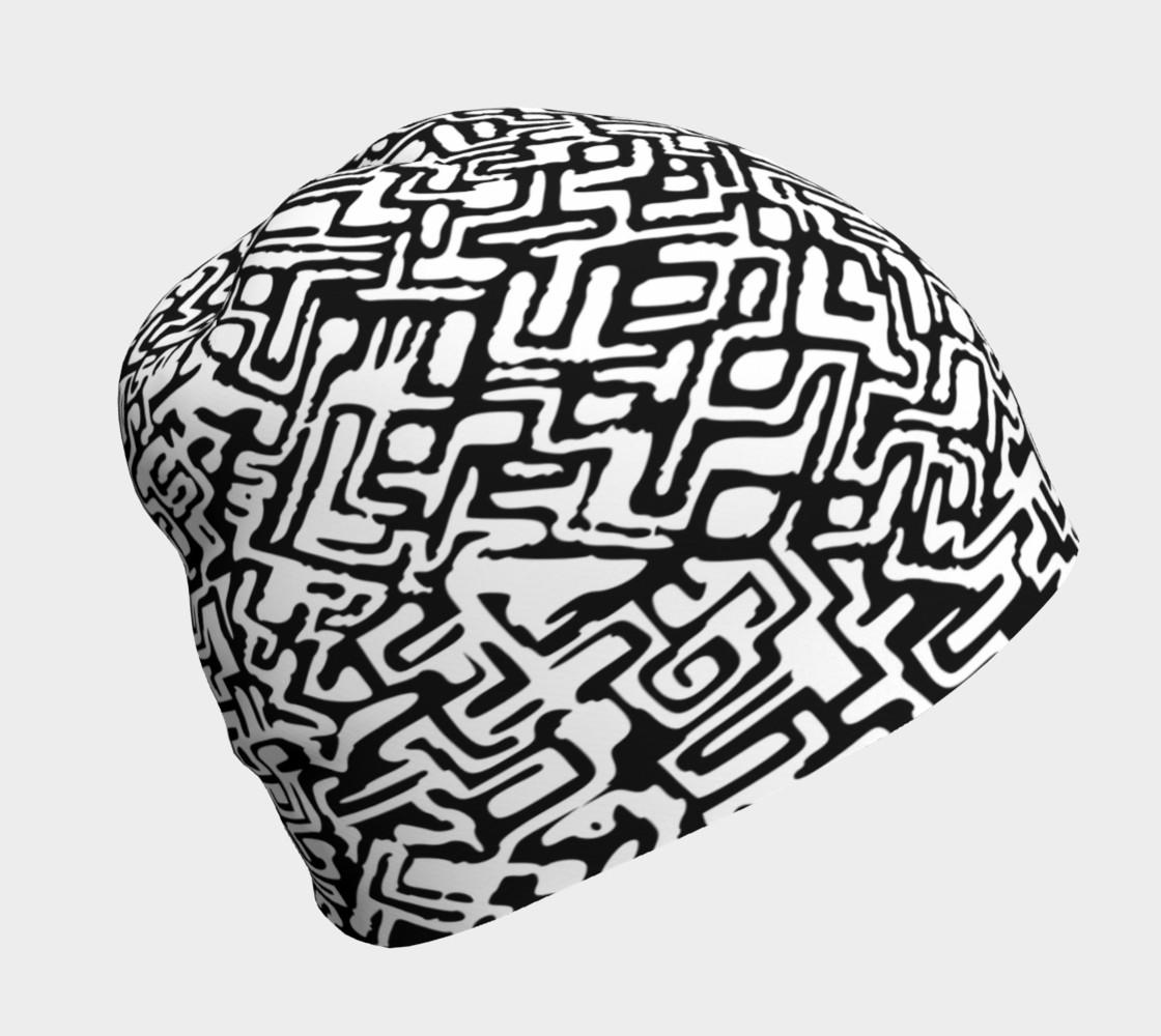 Aperçu de Labyrinth beanie #1