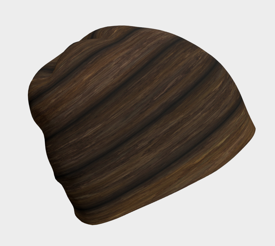 Log Cabin-Horizontal Beanie preview #1