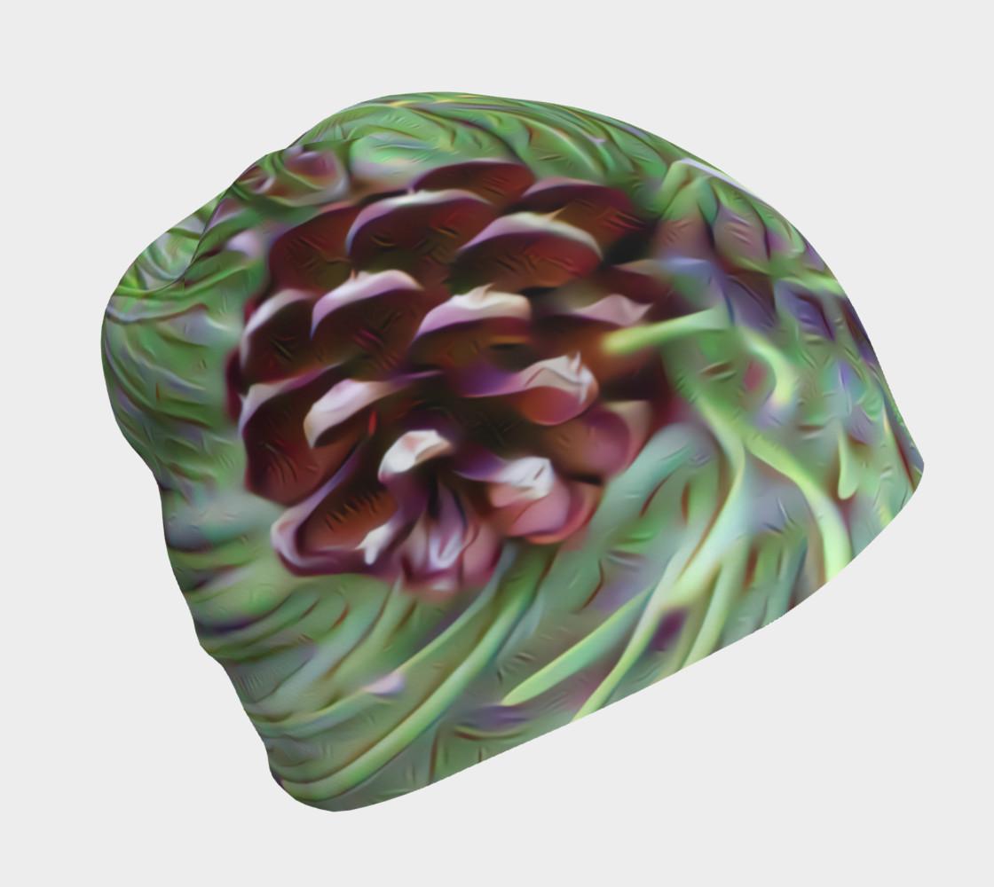 Silky Pinecone Beanie preview #1