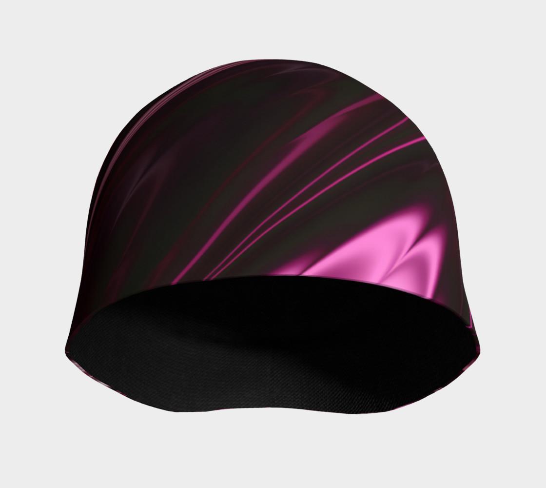 Aperçu de Pink Topaz Beanie #3