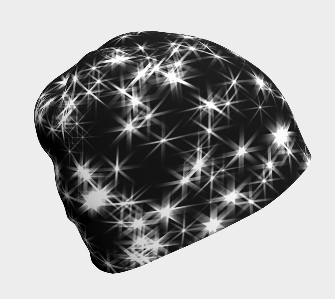Sparkly Stars Beanie preview #1