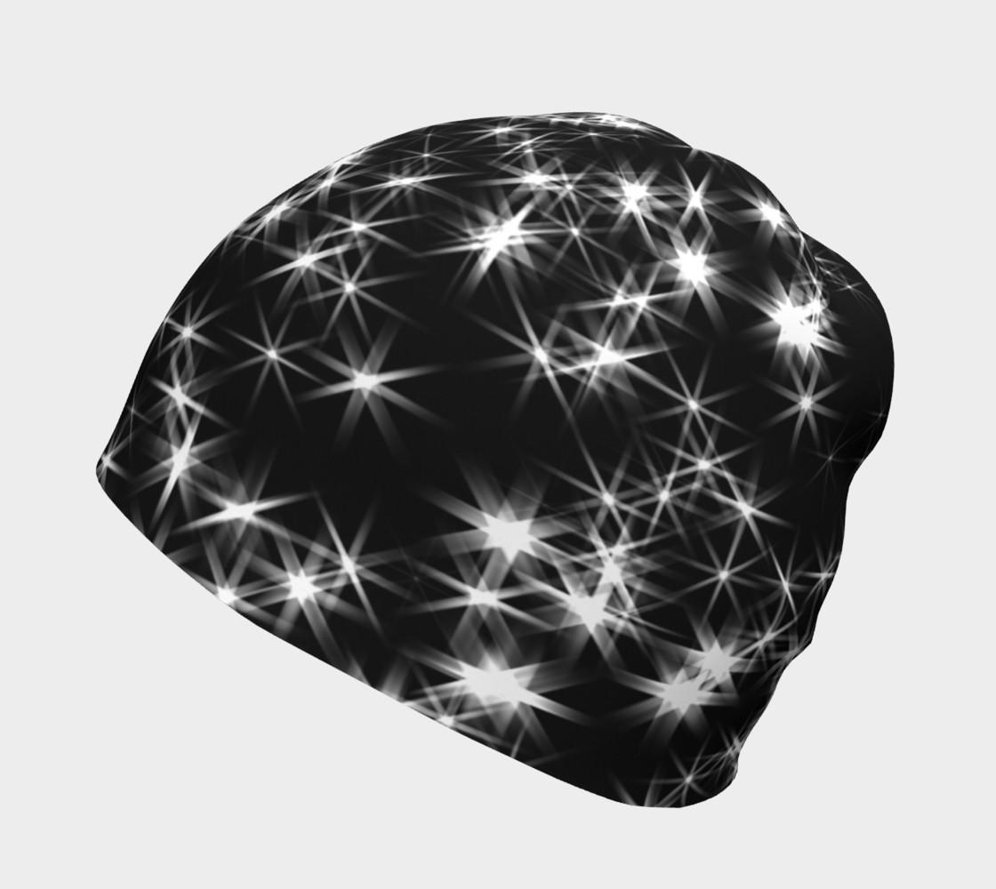 Sparkly Stars Beanie preview #2