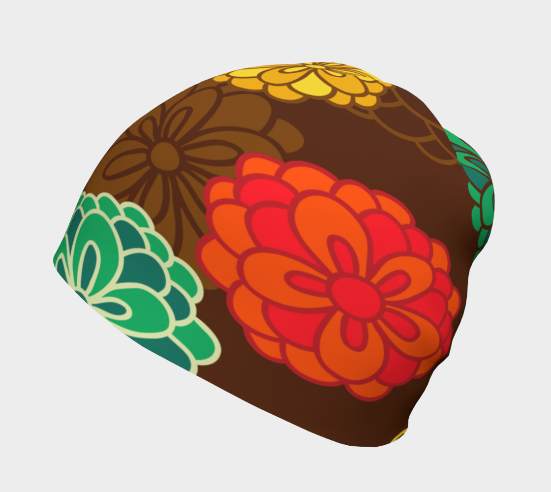 Flower Lady Beanie preview #2