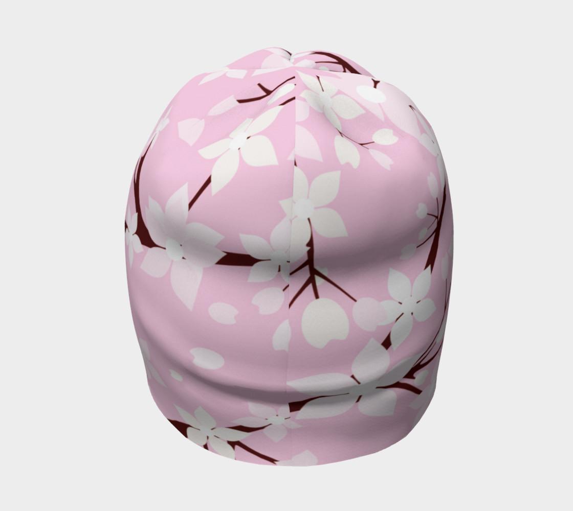 Cherry Blossom Time Beanie  preview #4