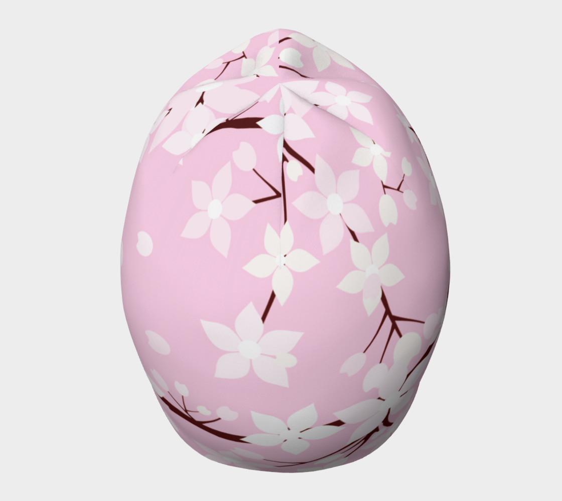 Cherry Blossom Time Beanie  preview #5