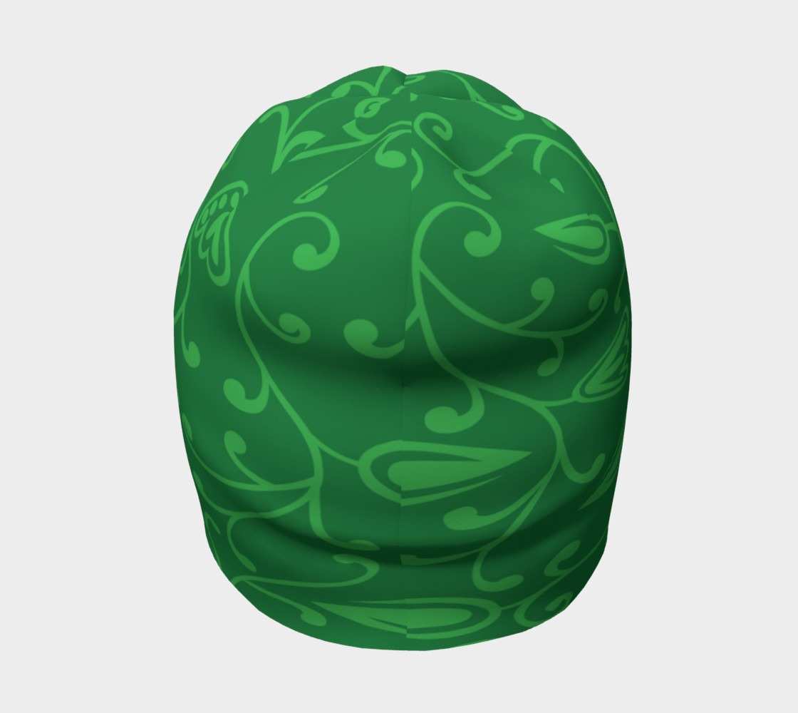 Aperçu de They'll Be Green With Envy Beanie #4