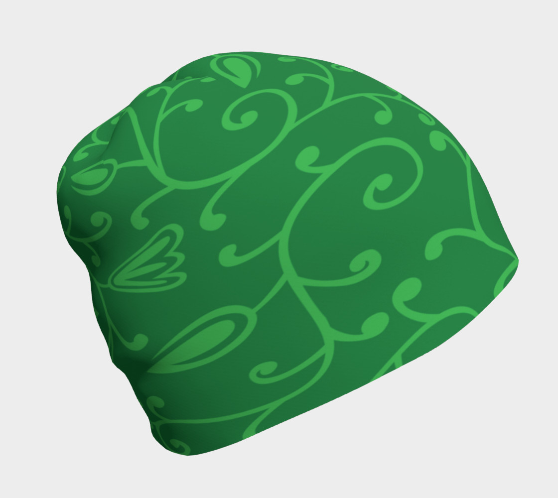 Aperçu de They'll Be Green With Envy Beanie #1