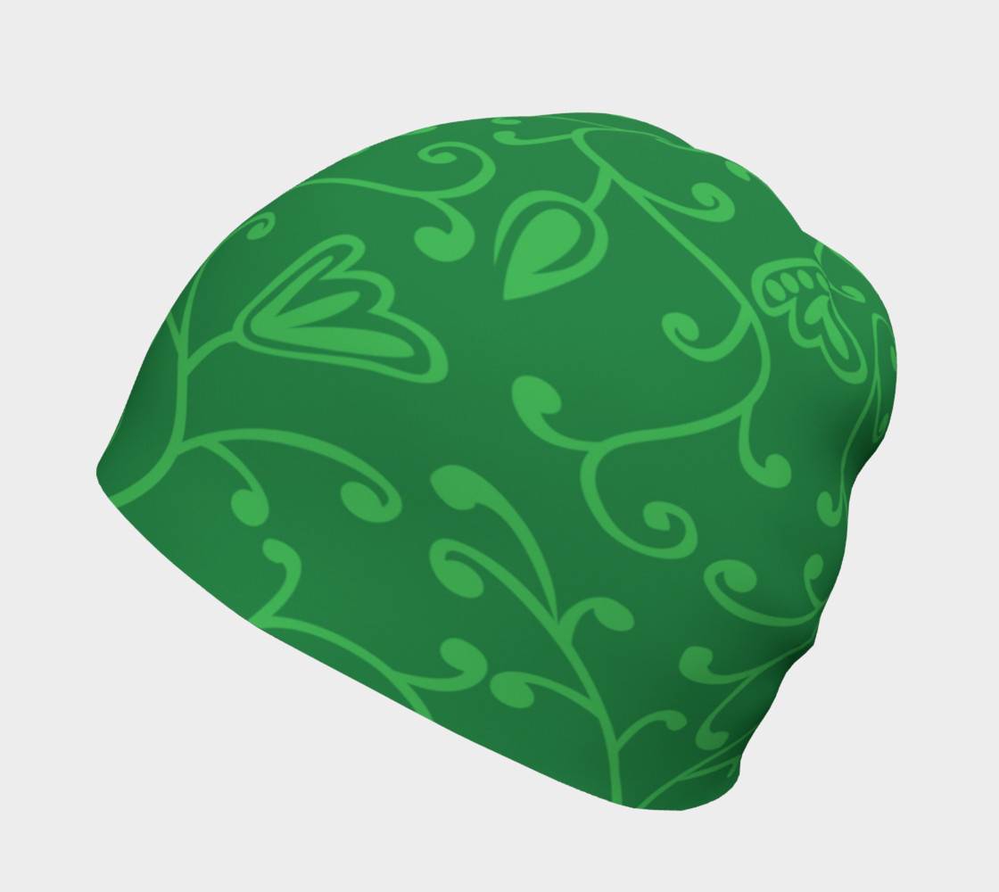 Aperçu de They'll Be Green With Envy Beanie #2