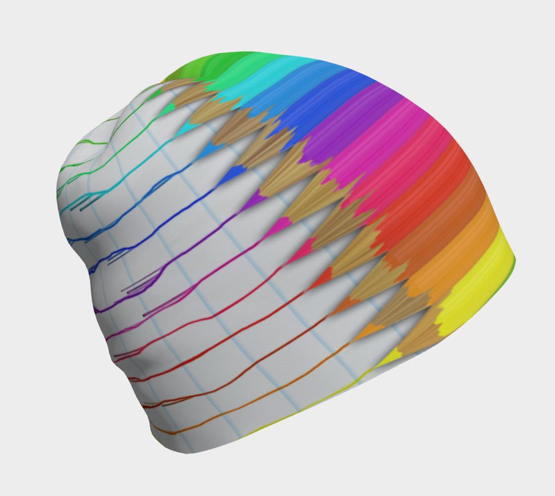 Aperçu de Melting Rainbow Pencils #1